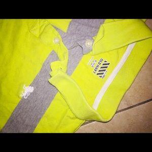 Men's old navy XL polo shirt